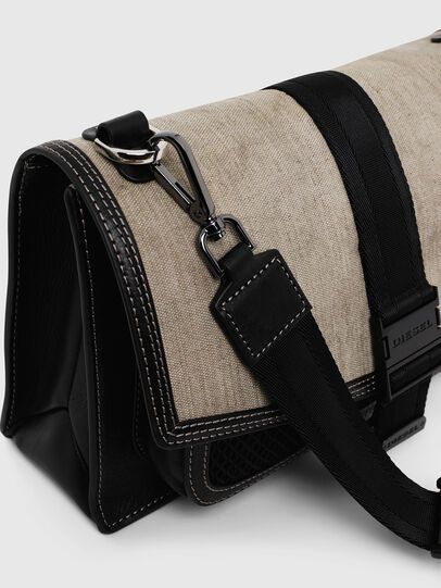 Diesel - MISS-MATCH CROSSBODY, Black/Grey - Crossbody Bags - Image 3