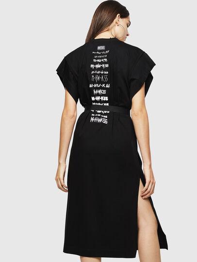 Diesel - D-FLIX, Black - Dresses - Image 2