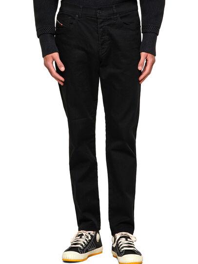 Diesel - D-Fining Tapered Jeans 0688H, Black/Dark Grey - Jeans - Image 1