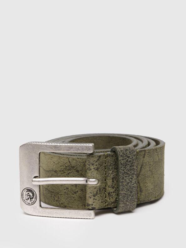 B-PROF.LEE, Olive Green - Belts