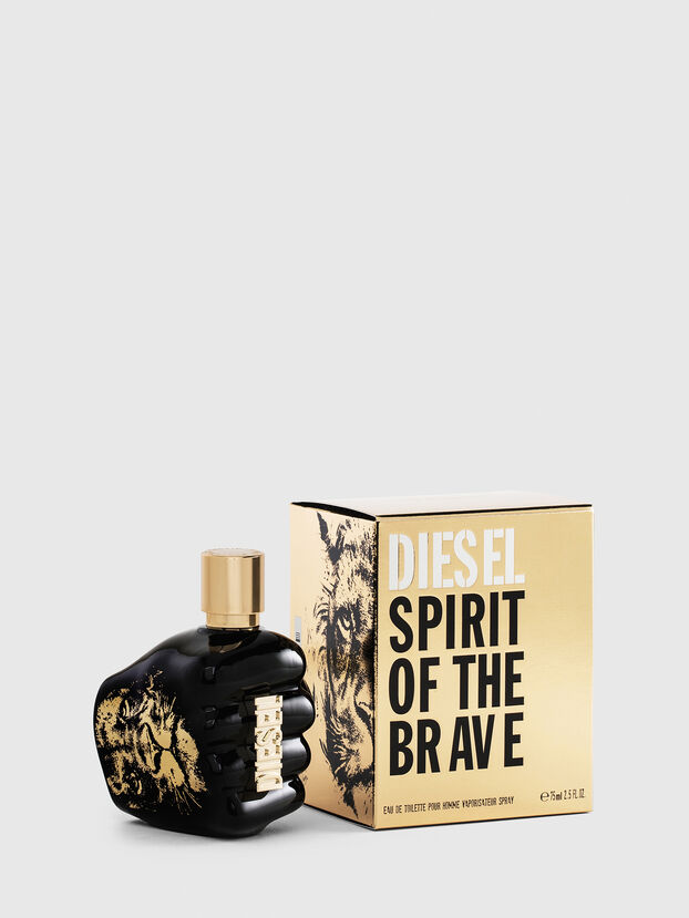 SPIRIT OF THE BRAVE 75ML, Black/Gold - Only The Brave