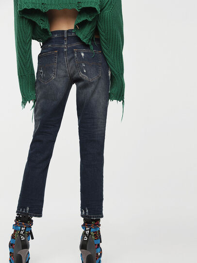 Diesel - Belthy Ankle 084YY, Dark Blue - Jeans - Image 2