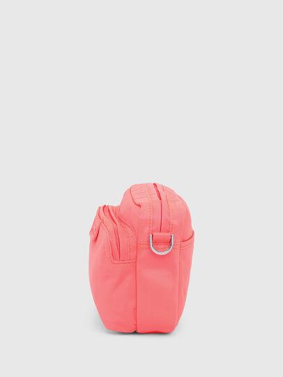 Diesel - CROSSRAMA, Peach - Crossbody Bags - Image 3