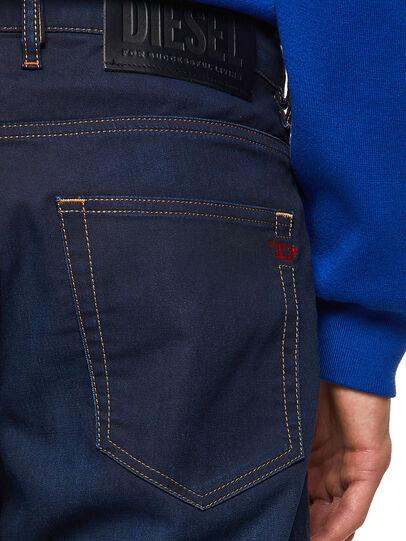 Diesel - D-VIDER Carrot JoggJeans® Z69VZ, Dark Blue - Jeans - Image 4