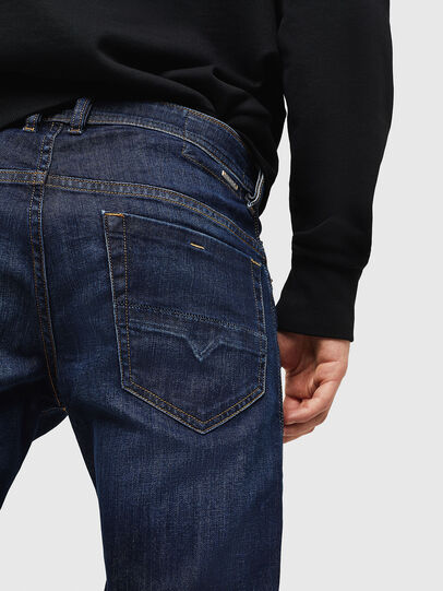 Diesel - Thommer 082AY, Dark Blue - Jeans - Image 4