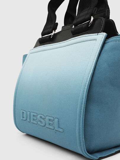 Diesel - BADIA, Light Blue - Satchels and Handbags - Image 4