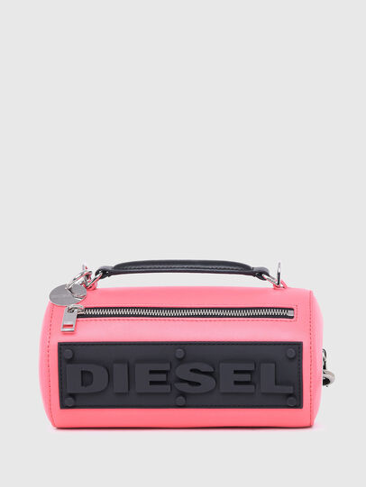Diesel - CAYAC LT, Pink - Crossbody Bags - Image 1