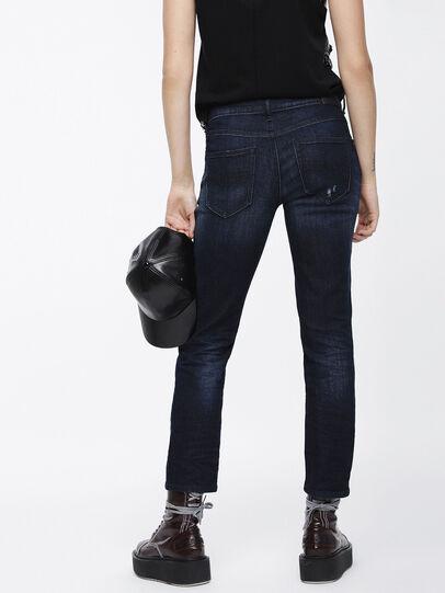 Diesel - Belthy Ankle 069BM, Dark Blue - Jeans - Image 2