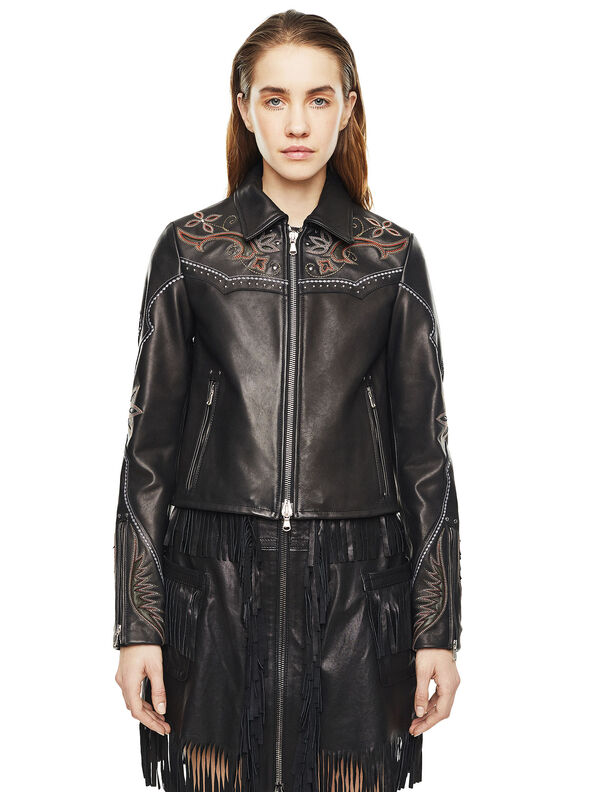 LEXIA,  - Leather jackets