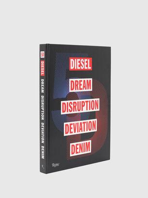 5D Diesel Dream Disruption Deviation Denim,  - Books