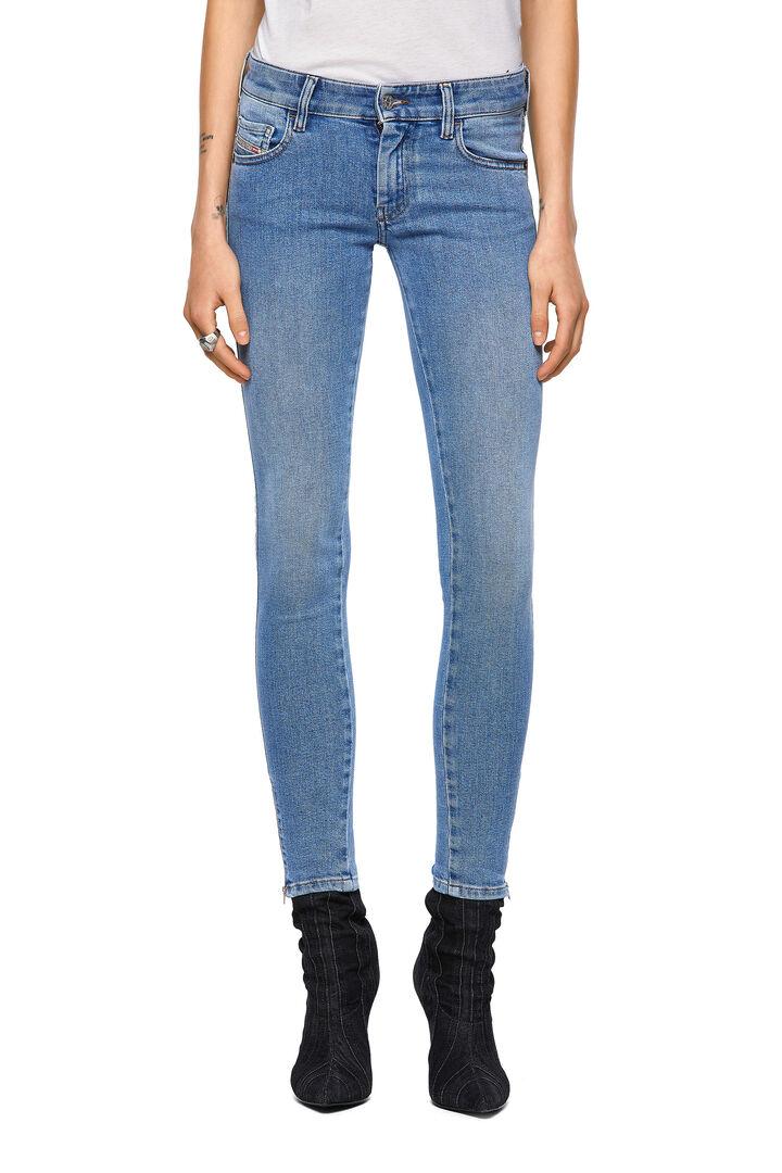 Slandy Low Skinny Jeans 009ZY,