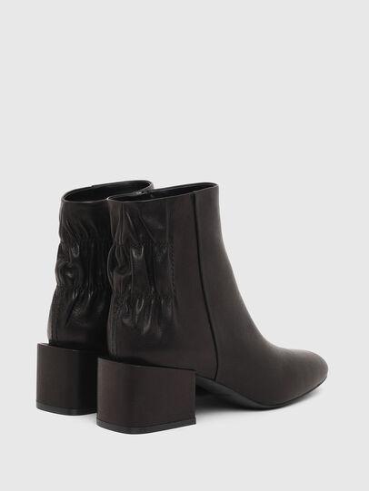 Diesel - JAYNET MAB, Black - Ankle Boots - Image 3