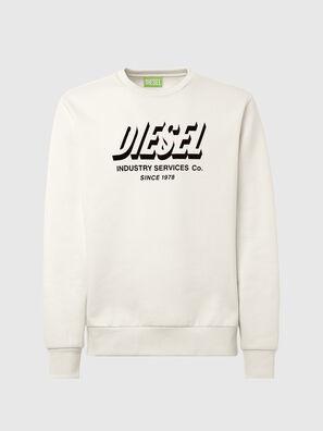 S-GIRK-A74, White - Sweatshirts