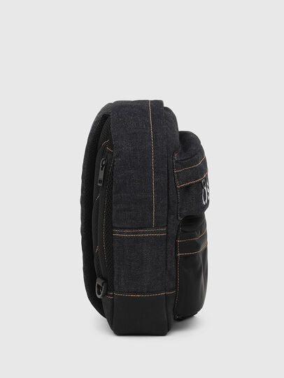 Diesel - BREGGHI, Dark Blue - Backpacks - Image 3
