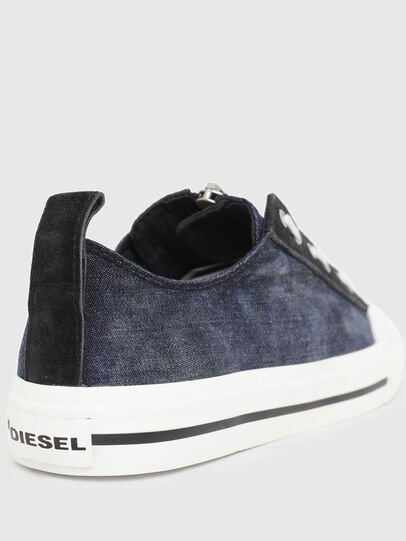 Diesel - S-ASTICO LZIP, Azul Oscuro - Sneakers - Image 5