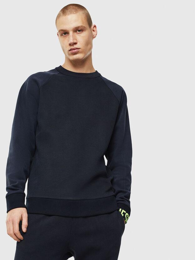 S-KOBLER, Dark Blue - Sweatshirts