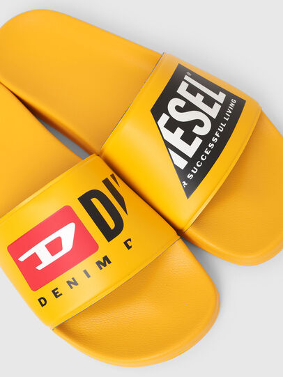 Diesel - SA-MAYEMI P, Orange - Slippers - Image 5