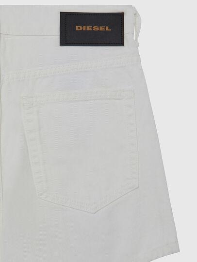 Diesel - D-ISI-SHORT, White - Shorts - Image 4