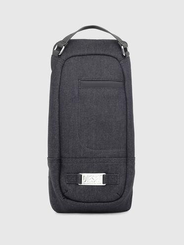 Mono backpack in denim