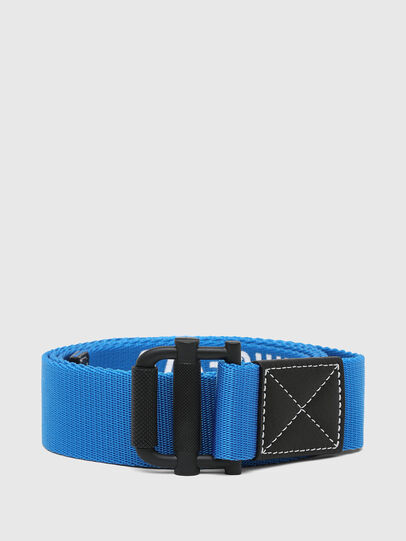 Diesel - B-MIXTEIP, Blue - Belts - Image 1