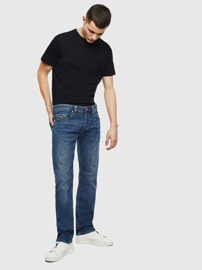 Diesel - Safado CN036, Dark Blue - Jeans - Image 6