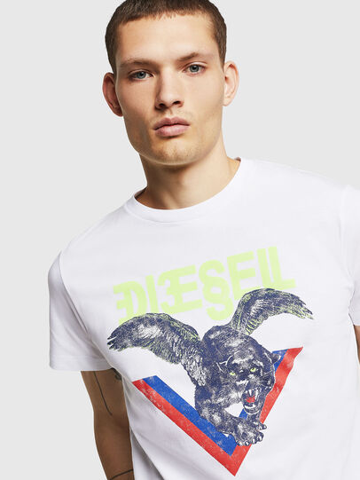 Diesel - T-DIEGO-A4,  - T-Shirts - Image 3