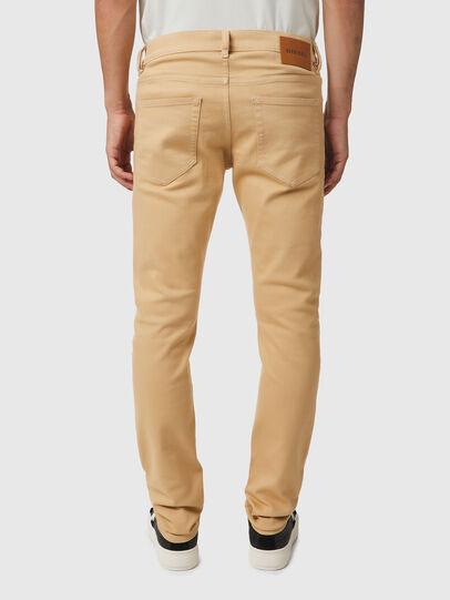 Diesel - D-Luster Slim Jeans 009HA, Light Brown - Jeans - Image 2