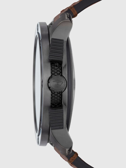 Diesel - DZT2032, Marrón - Smartwatches - Image 3