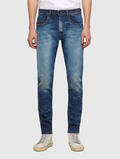 Diesel - D-Strukt Jeans 009NT, Medium Blue - Jeans - Image 1