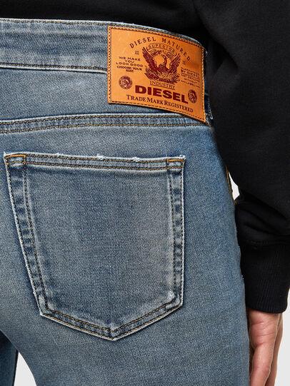 Diesel - D-Ollies Slim JoggJeans® 069UW, Medium Blue - Jeans - Image 4