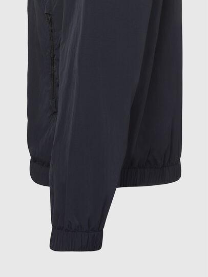 Diesel - UMLT-ROULAY-WZ, Black - Jackets - Image 5
