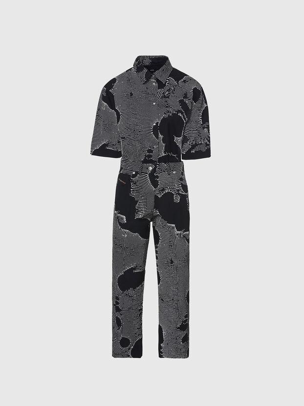 J-LINDA, Black/Silver - Jumpsuits