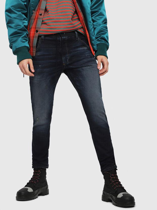Krooley JoggJeans 069DQ, Dark Blue - Jeans