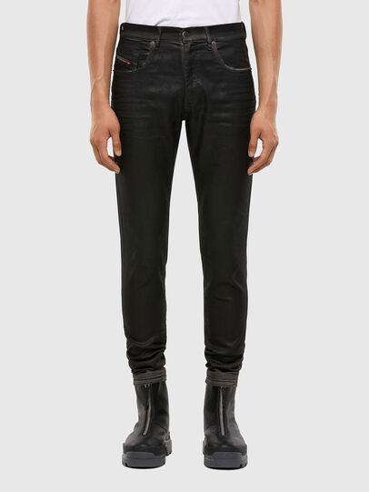 Diesel - D-Strukt JoggJeans® 069QX, Black/Dark Grey - Jeans - Image 1