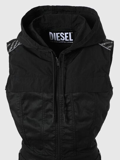 Diesel - D-JAYLEN JOGGJEANS, Dark Blue - Jumpsuits - Image 3