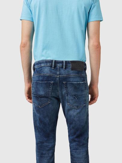 Diesel - Krooley JoggJeans® 069XE, Azul medio - Vaqueros - Image 5