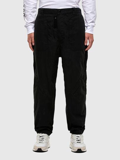 Diesel - P-JARROD, Black - Pants - Image 1