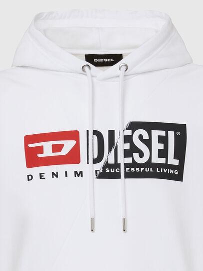 Diesel - S-GIRK-HOOD-CUTY,  - Sweatshirts - Image 3