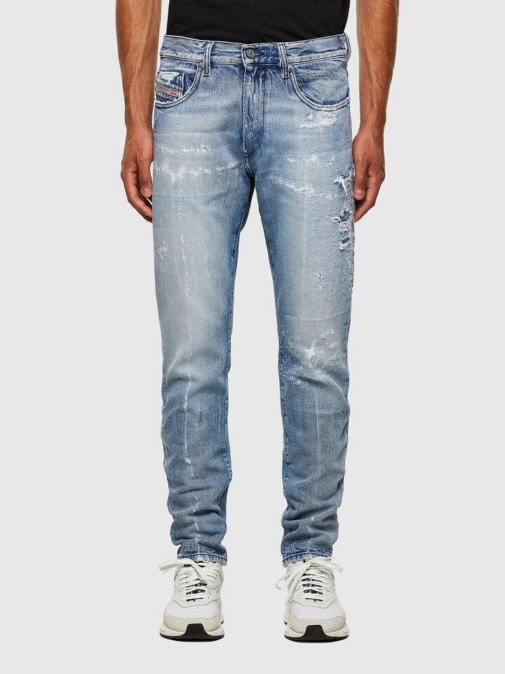 D-Strukt Slim Jeans 009KH,