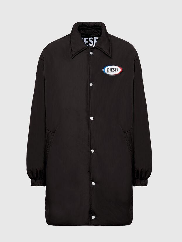 W-KODYN, Black - Winter Jackets
