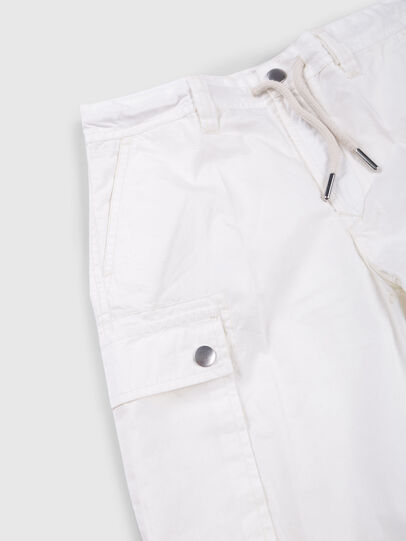 Diesel - PCLIVER, Off White - Shorts - Image 3