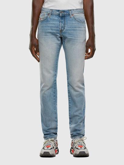 Diesel - D-Kras 009GZ, Light Blue - Jeans - Image 1