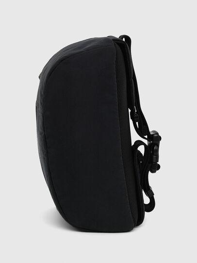 Diesel - FELTRE BIG, Black/Blue - Belt bags - Image 3