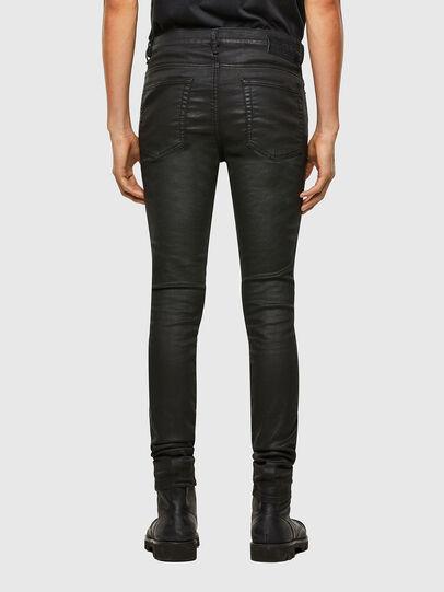 Diesel - D-Reeft Skinny JoggJeans® 069TE, Black/Dark Grey - Jeans - Image 2