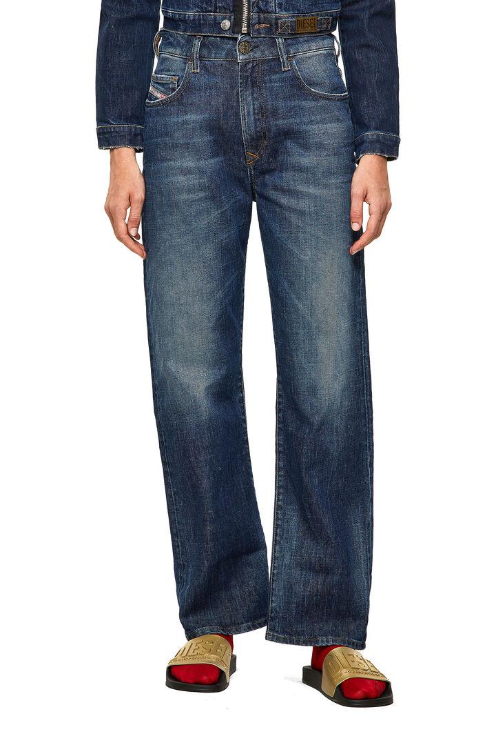 D-Reggy Straight Jeans 09A06,