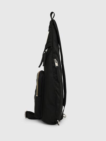Diesel - SPOOK, Black - Backpacks - Image 3