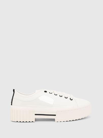 Diesel - S-MERLEY LOW, White - Sneakers - Image 1