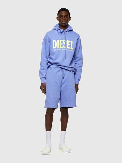 Diesel - S-GIR-HOOD-DIVISION-, Lilac - Sweatshirts - Image 4