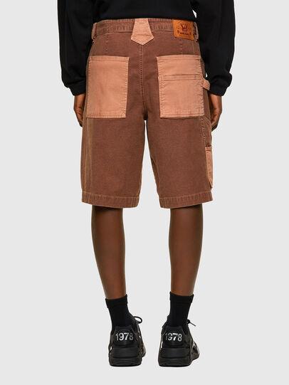 Diesel - D-CHAD-SP-NE, Light Brown - Shorts - Image 2