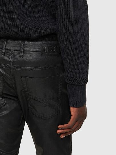 Diesel - Krooley JoggJeans® 0849R, Negro/Gris oscuro - Vaqueros - Image 3